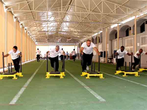 Sira physical fitness test