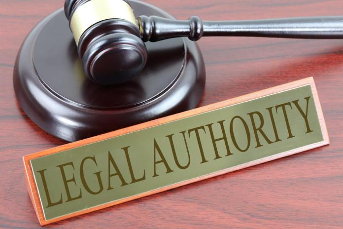law and legal authority