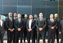 Training for the PSCOD license The whole process for the PSCOD guard Security guard salary in the UAE SIRA training and exam in Dubai