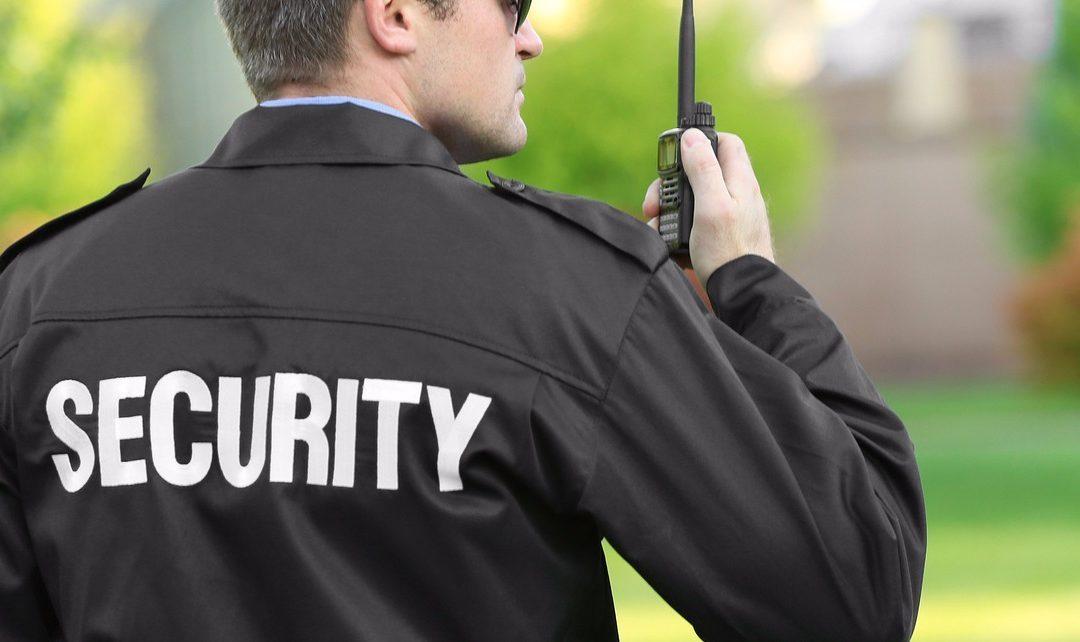 Security Guard Test