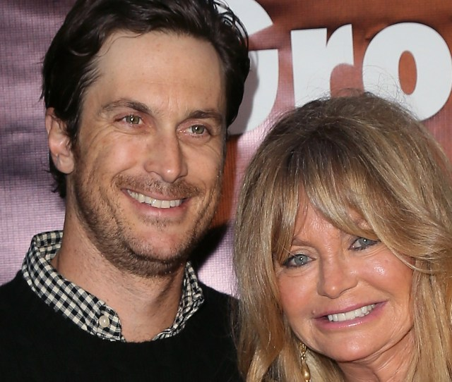 Is Oliver Hudson Related To Goldie Hawn Find Out Here