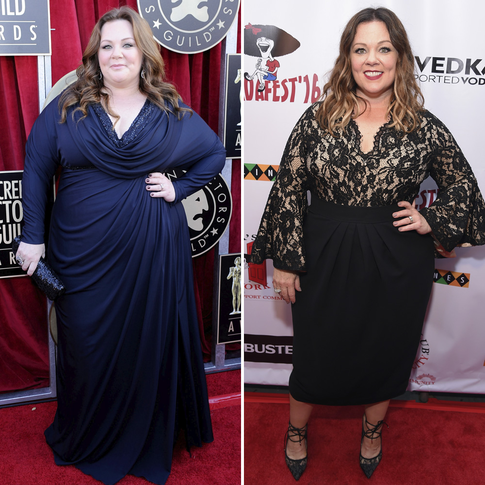 Melissa McCarthy's Weight Loss — Inside How She Shed 75 ...