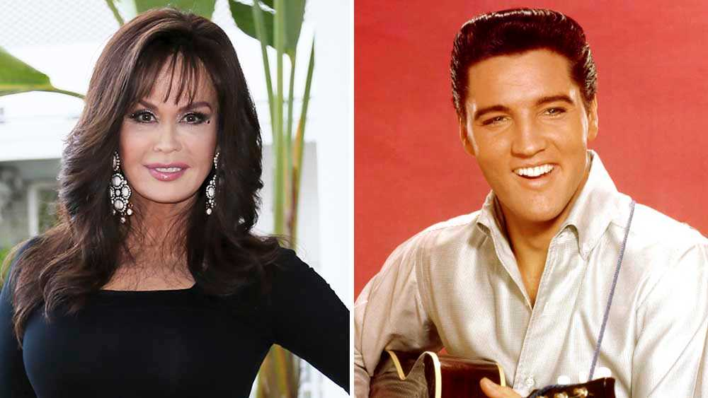 Marie Osmond Says She Knew Elvis Presley When He Was Alive
