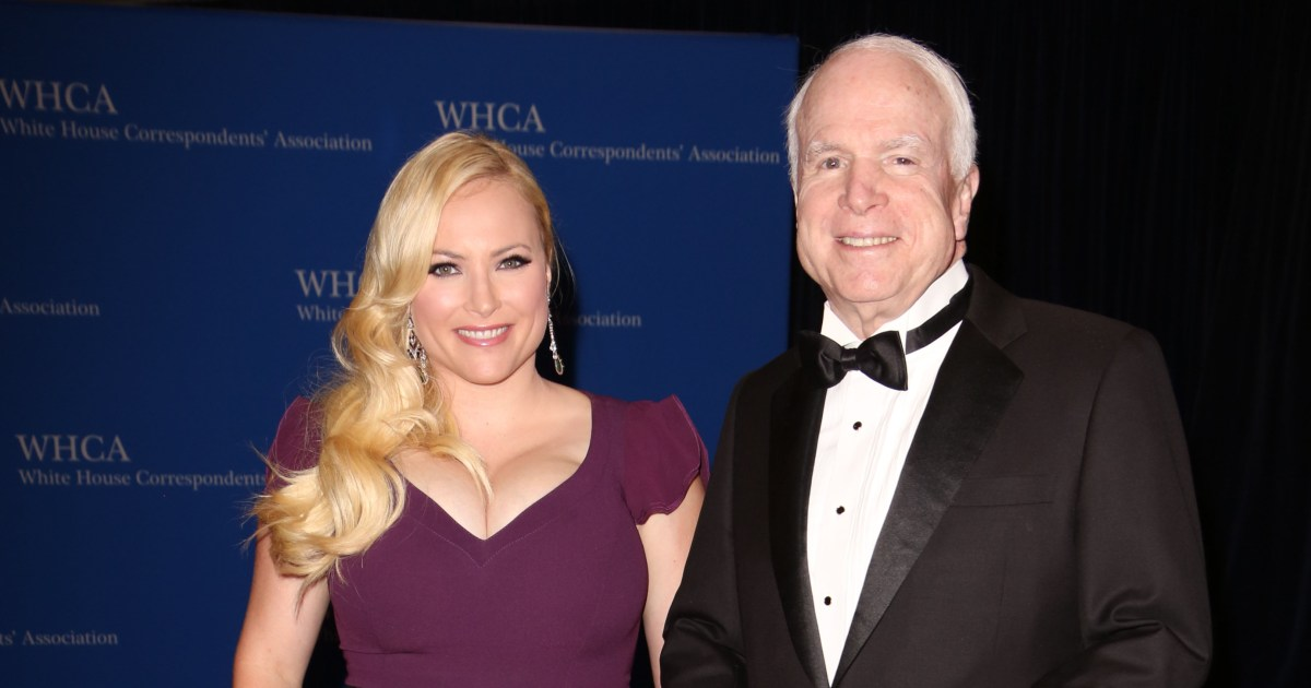 Meghan McCain Honors Late Dad John McCains Birthday Photo