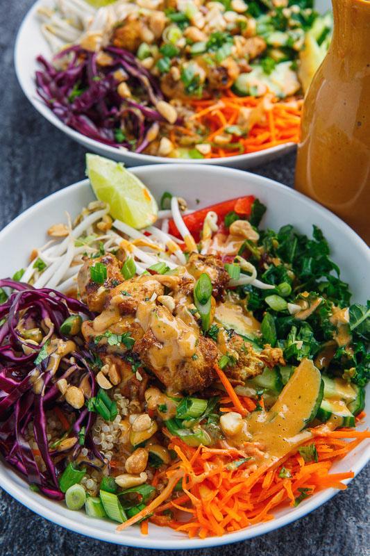Chicken Buddabowls Meal Prep