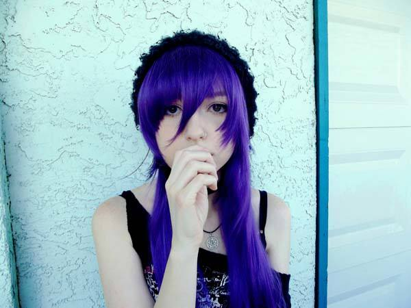 Emo Hair Style Ideas For Girls Be A Punk Rockstar With