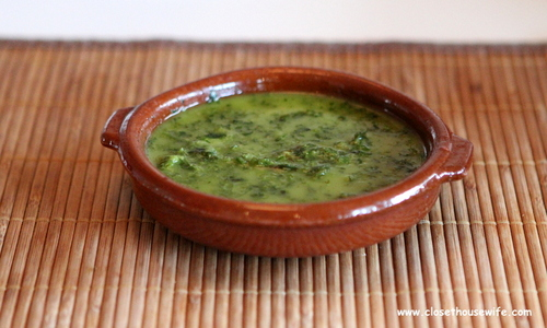 Mojo Verde