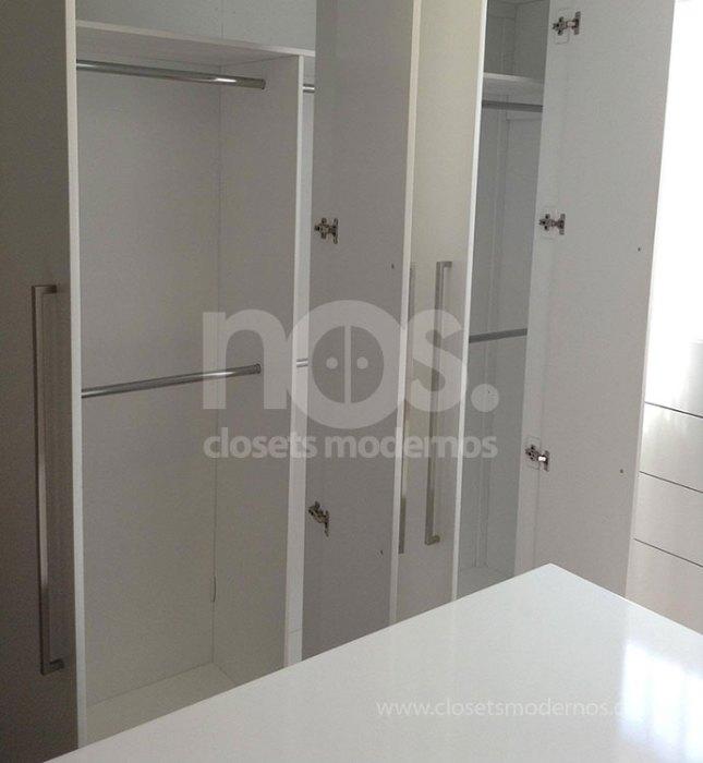 closet blanco abatible 1b