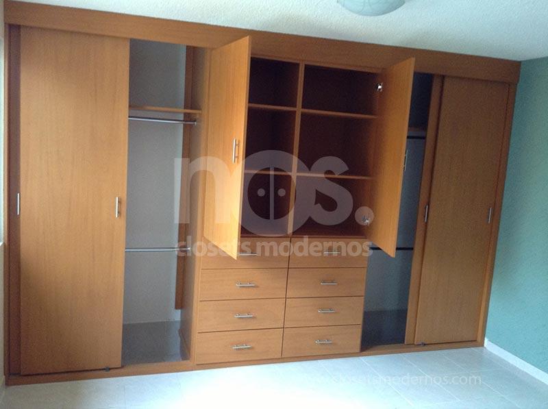 Closet Corredizo 8 NOS Closets Modernos