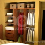 diseño de closets sencillos