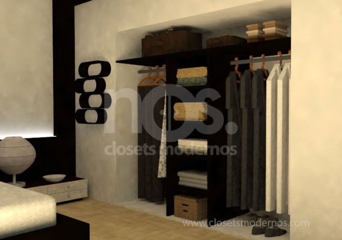 fotos de closets interiores