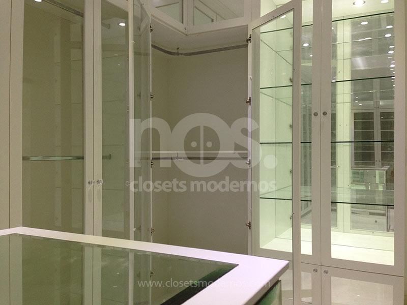 cool vestidor de estilo moderno mexico cdmx df with vestidores de lujo - Vestidores De Lujo