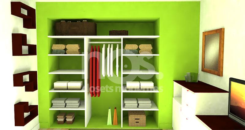 Modelos de closets modernos nos visita el cat logo de for Disenos de closets sencillos