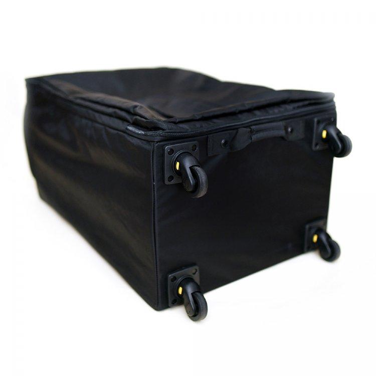 the closet trolley rolling duffel standard edition