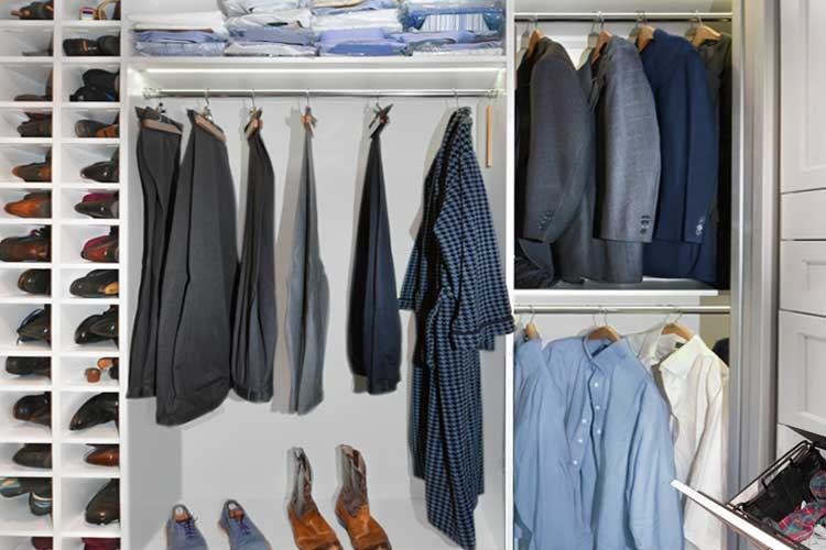 custom reach in closets for bedrooms hallways closet works