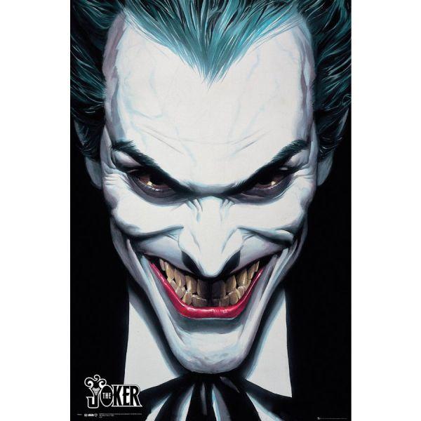 DC Comics Poster Joker Alex Ross - Posters buy now in the ...