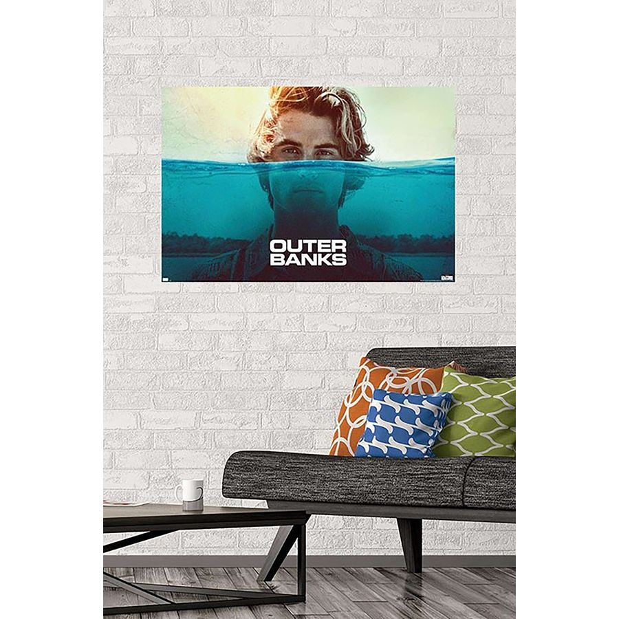 outer banks poster water