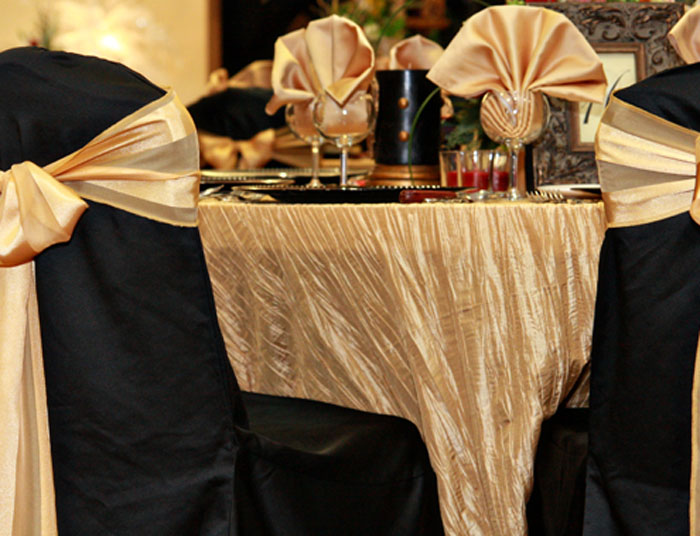 Wedding Banquet Table Decorations