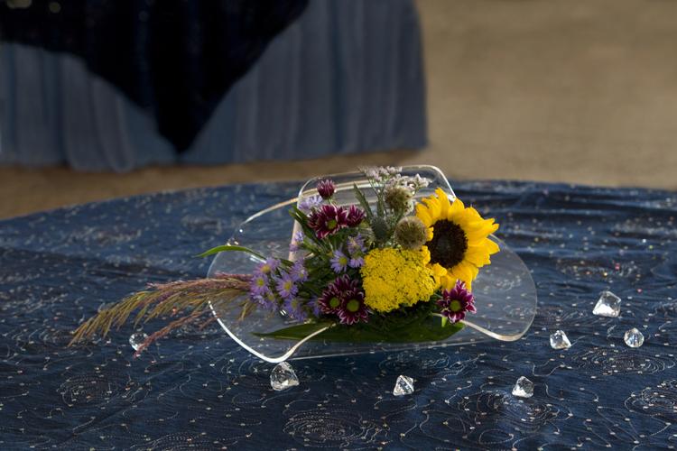 Denim Amp Diamonds Table LInen Tablecloth