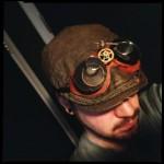 Clothed Eye Mechanics Goggles
