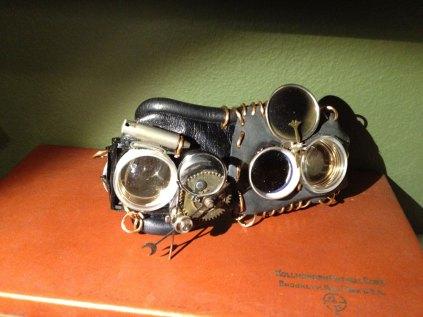 Bug-Eye Multi-Zoom Goggles