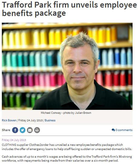 benefits news