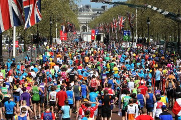 o LONDON MARATHON facebook