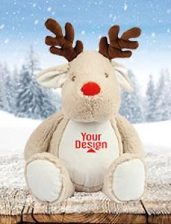Win a Mumbles Zippie Reindeer!