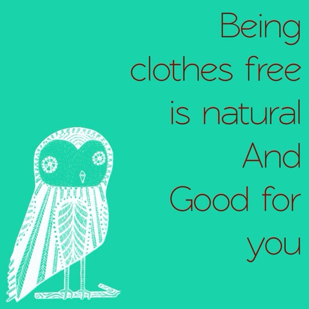 Clothes free is good