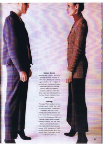 COMRAGS FASHION OCTOBER 1996