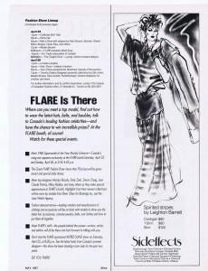 LEIGHTON BARRETT FLARE  1987
