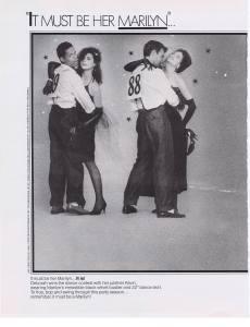 MARILYN BROOKS FLARE  NOV 1987