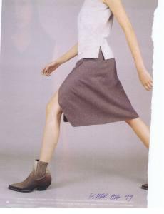 LIDA BADAY FLARE AUG 1999