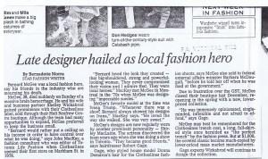 CLOTHESLINES 17.07.1991
