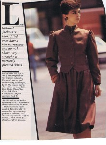 COLIN WATSON CHATELAINE SEPT 1982