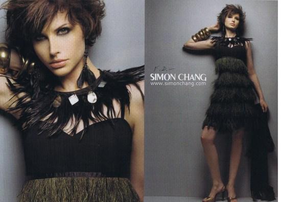 SIMON CHANG FLARE NOVEMBER 2005