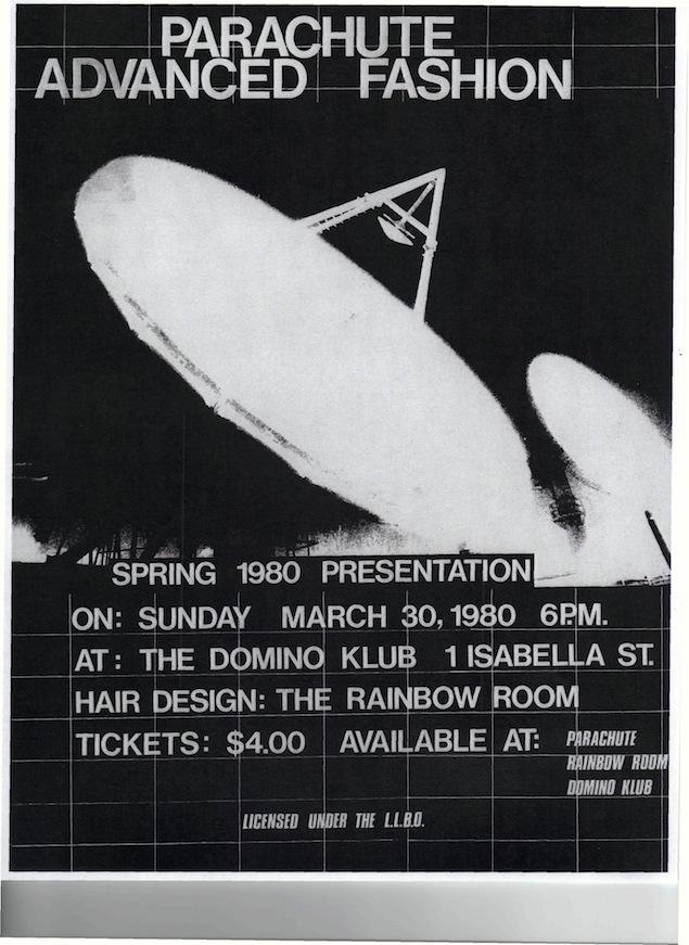 PARACHUTE 1980