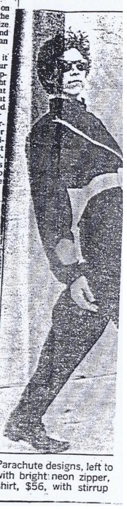 1980 parachute