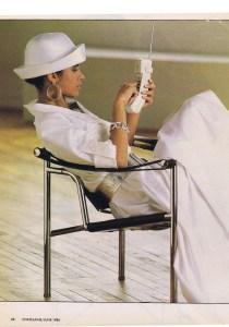 DEBORA KUCHME CHATELAINE JUNE 1986