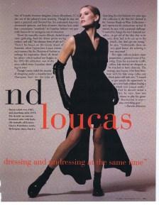 LOUCAS KLEANTHOUS FLARE SEPT 1993