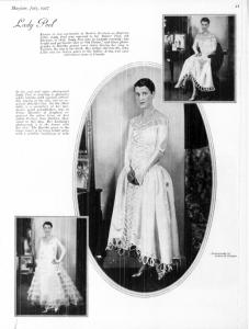 MARTHA MAYFAIR JULY 1927
