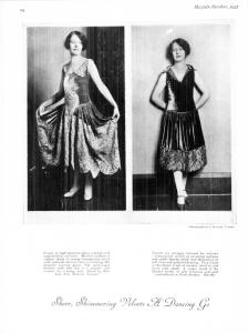 MARTHA MAYFAIR OCT 1927