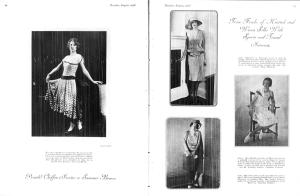 MARTHA MAYFAIR AUGUST 1928