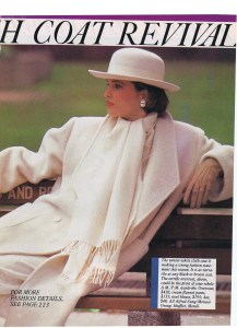 ALFRED SUNG  CHATELAINE OCTOBER 1983