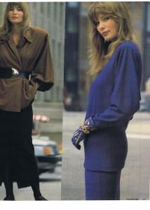 SHELLY WALSH CHATELAINE AUG 1986