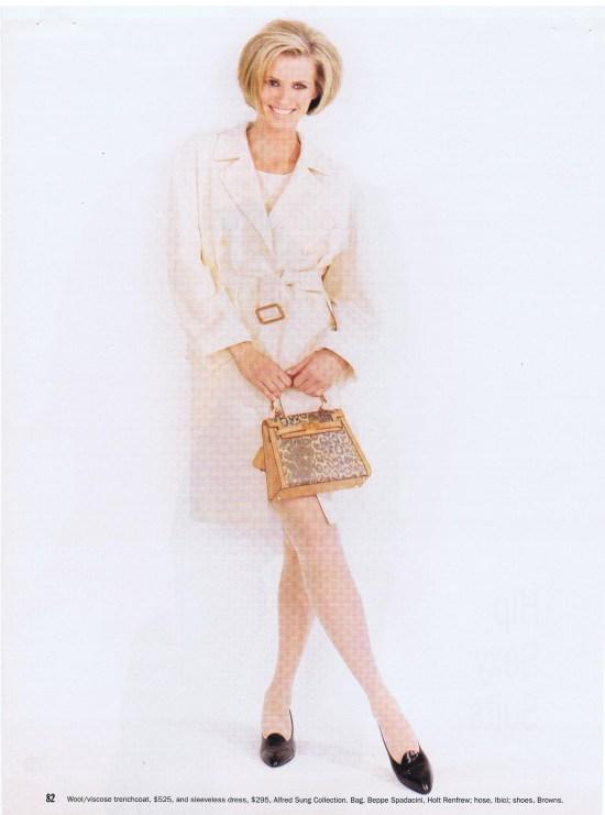 ALFRED SUNG FASHION SUMMER 1996