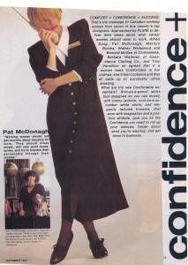 PAT MCDONAGH FLARE NOVEMBER1984