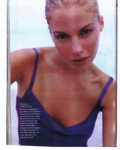 PATRICIA FIELDWALKER FLARE  MAY 1998
