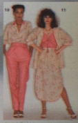 MARY CHONG CANADIAN FASHION / MODE 1979