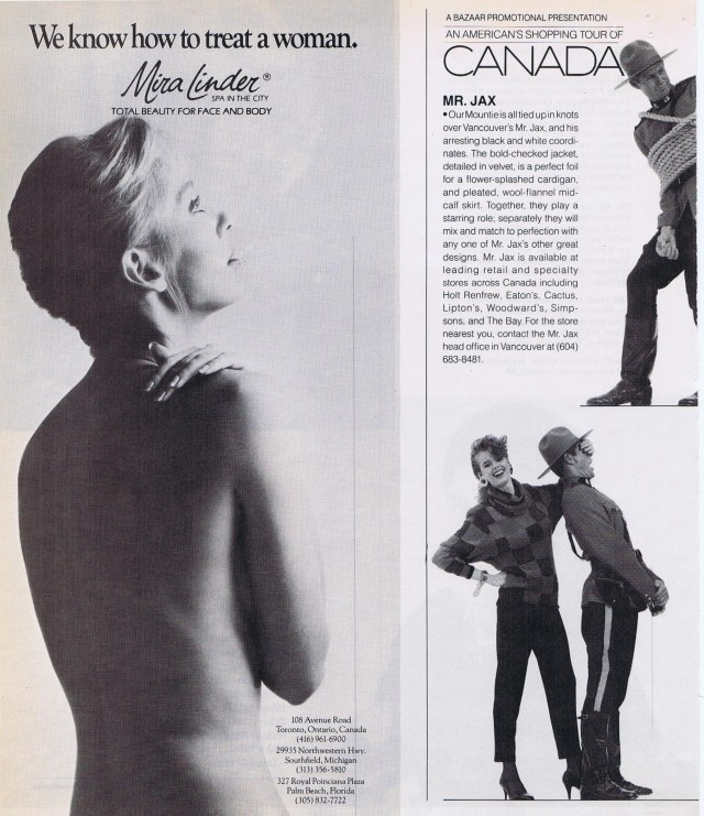 BAZAAR JULY 1985